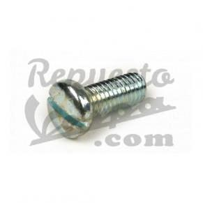 Tornillo Plano Estator Vespa M5X12MM